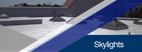 Universal Roofing - Skylights Services
