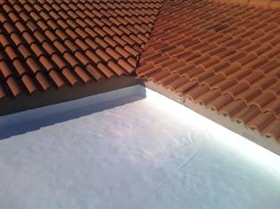waterprooging flat roofs