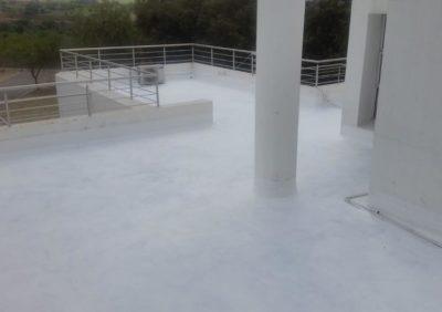 Leak repair and balcony waterproofing