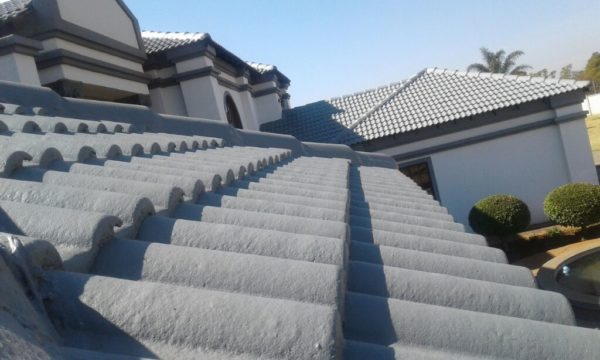 Pitched Cement Tiled Roof Repairs