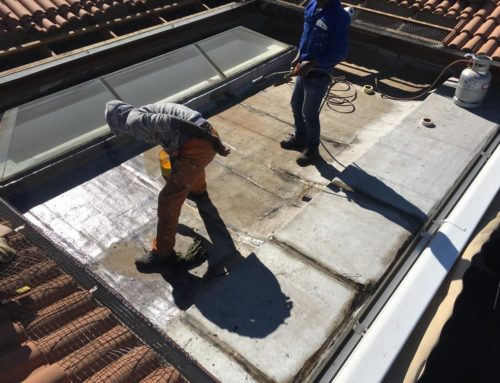 Why waterproof a flat roof if it is made of concrete?