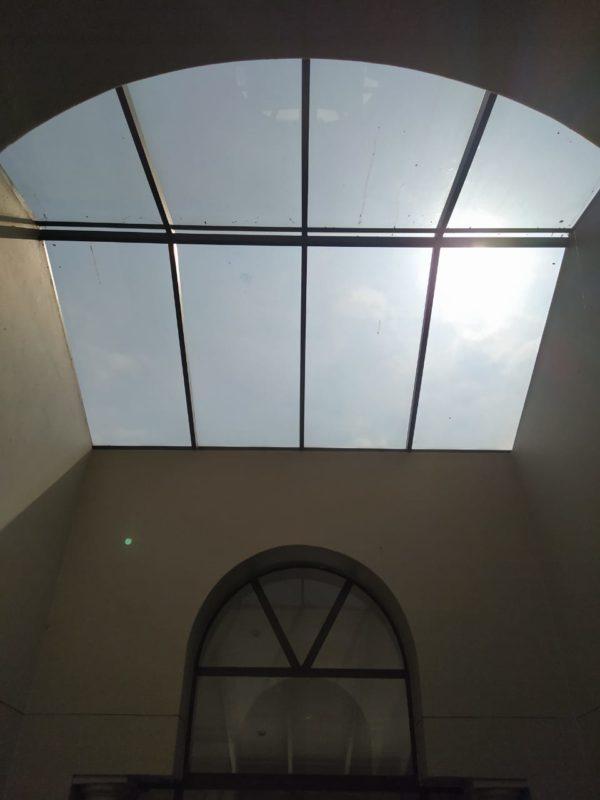 Pyramid Skylight - Universal Roofing