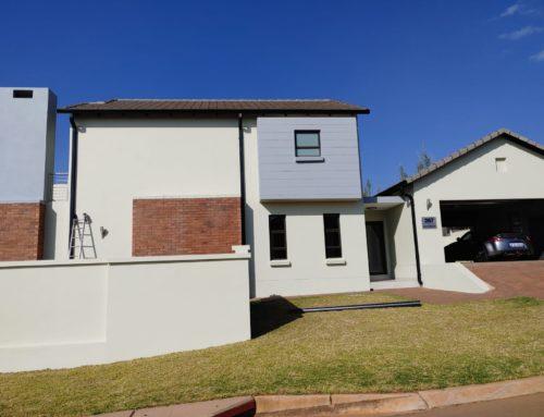 Seamless Guttering in Pretoria